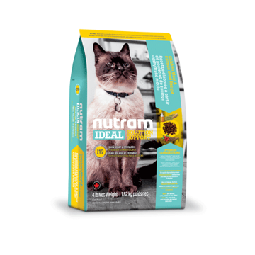 Picture of I19 Nutram Ideal Cat Sensitive 1.8kg