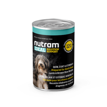 Picture of I20-Nutram Dog Sensitive Wet Food 369g