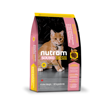 Picture of S1 Nutram kitten 1,8 kg