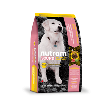 Picture of S10 Nutram Dog Senior 13,6 kg