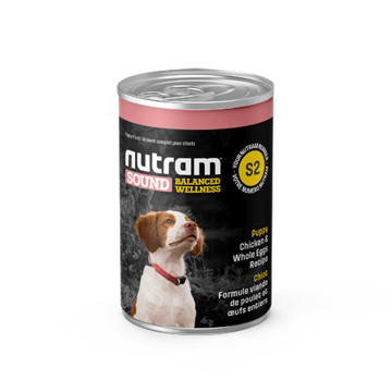 Picture of S2-Nutram Puppy Wet Food 369g