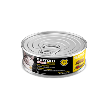 Picture of S5-Nutram Cat Adult Wet Food 156g