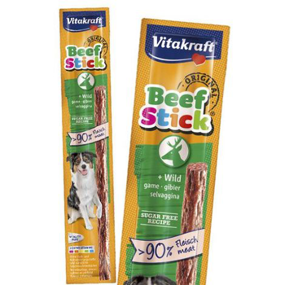 Picture of Beef sticks Game  12 gr