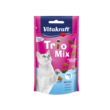 Picture of Trio Mix með fiski, 60g.r