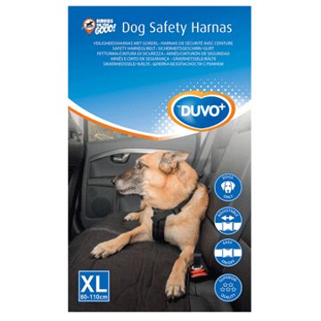 Picture of Car Dog Safety Belt - XL 85-110cm