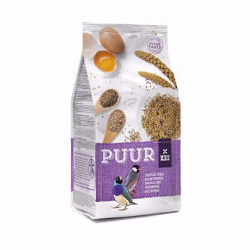 Picture of PUUR TROPICAL BIRD 750GR