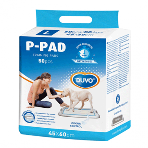 Picture of P-Pad Pissumotta Large - 50stk