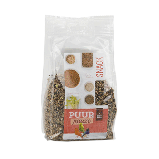 Picture of PUUR PAUZE SNACK MIX WILD SEEDS 250GR