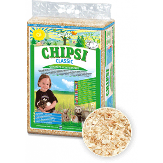 """Picture of Chipsi """"Green Apple"""" Shavings 60L"""