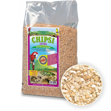 "Picture of 10L CHIPSI ""EXTRA"" BEECHWOOD CHIPS - MED"