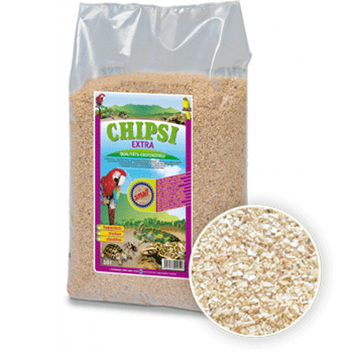 """Picture of 10L CHIPSI """"EXTRA"""" BEECHWOOD CHIPS - SMALL"""