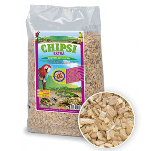 """Picture of 10L CHIPSI """"EXTRA"""" BEECHWOOD CHIPS-XXL"""