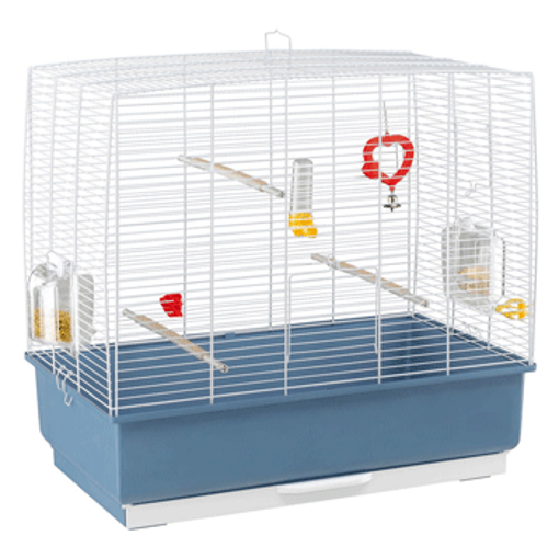 Picture of Cage Rekord 4 White Bird Cage