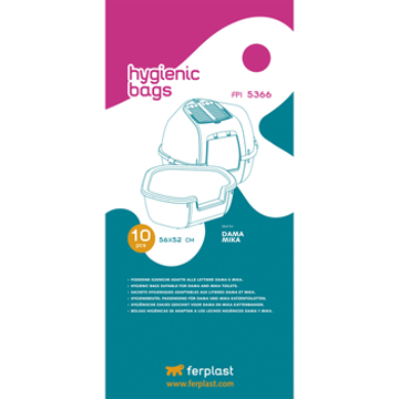 Picture of FPI 5366 Hygenic Bags 10pcs