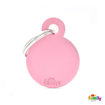 Picture of Small Round Aluminum Pink