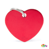 Picture of Big Heart Aluminum Red