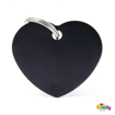 Picture of Big Heart Aluminum Black