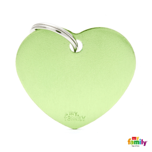 Picture of Big Heart Aluminum Green