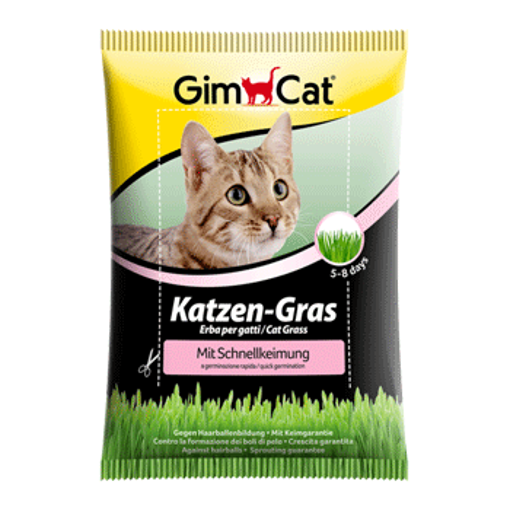 Picture of Cat Grass Quick-Sprout Bag 100g