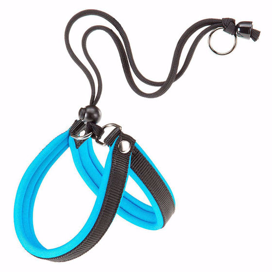 Picture of Agila Fluo 2 Harness Blue