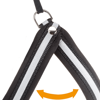 Picture of Agila Reflex 2 Harness Orange