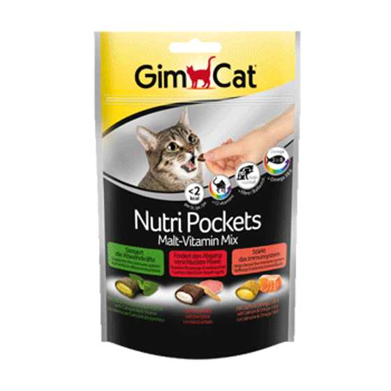 Picture of Nutri Pockets Malt Vitamin Mix 150g