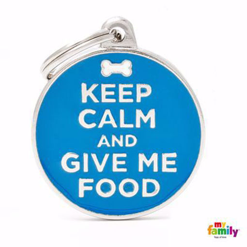Picture of Keep Calm/Food