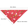 Picture of Christmas Bandana - Green/Red