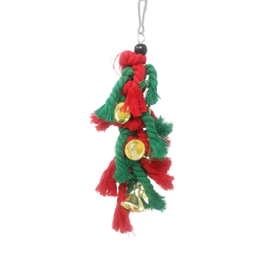 Picture of Christmas Rope With Bells