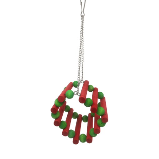 Picture of Christmas Ring for birds