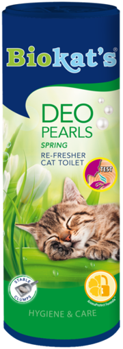 Picture of BIOKAT'S DEO PEARLS SPRING, 700 G