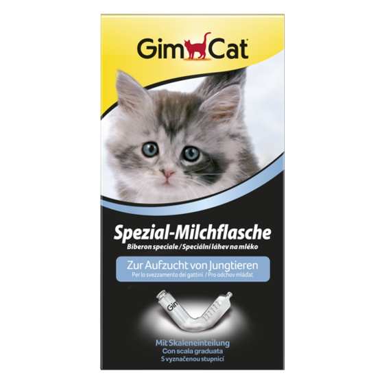 Picture of GimCat Special Milk Bottle