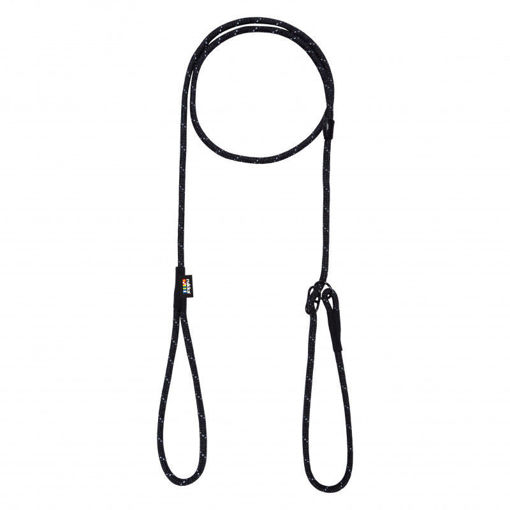 Picture of Rope Retriever Leash Black M