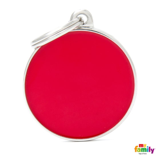 Picture of CIRCLE BIG RED