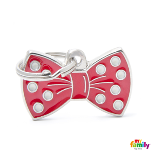 Picture of BOW TIE RED