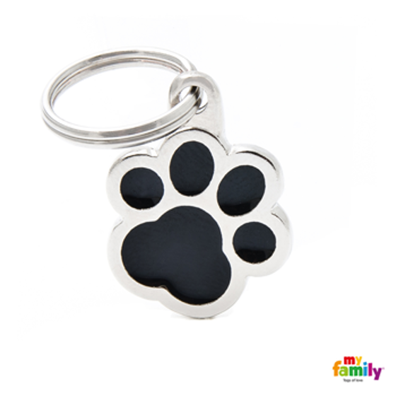 Picture of BLACK PAWPRINT