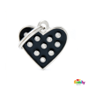 Picture of BLACK HEART STRASS