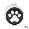 Picture of BLACK BIG CIRCLE PAW