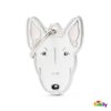 Picture of BLACK AND WHITE BULL TERRIER