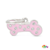Picture of SMALL PINK BONE STRASS