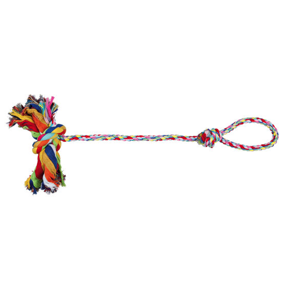 Picture of Denta Fun playing rope 70 cm
