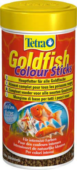 Picture of Tetra goldfish color 100ml