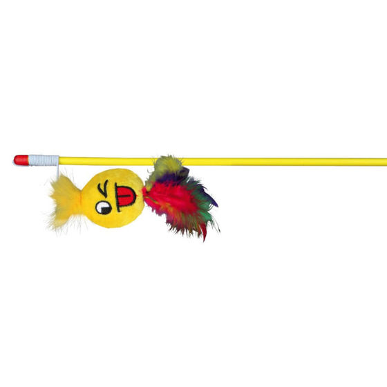 Picture of Playing rod with smiley 50cm