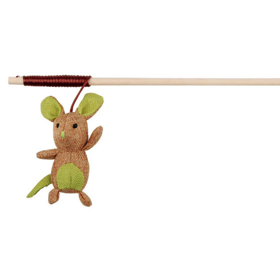 Picture of Playing rod with mouse 40cm