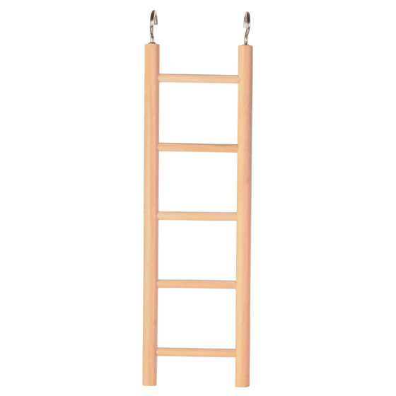 Picture of Wooden Ladder, 5 rungs/24 cm
