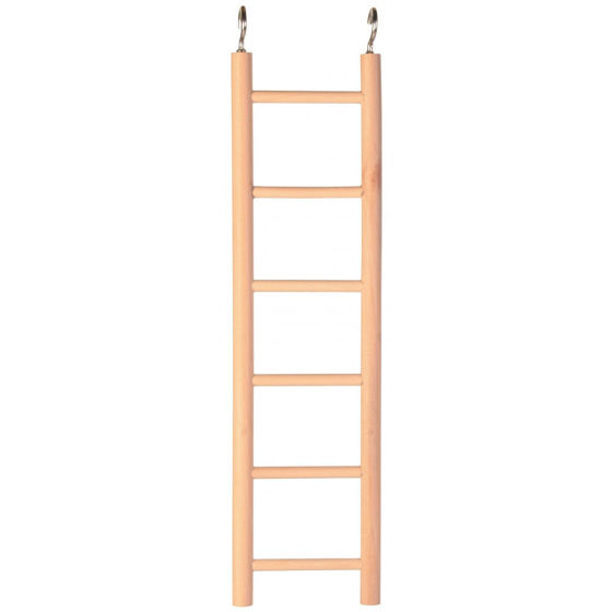 Picture of Wooden Ladder, 6 rungs/28 cm