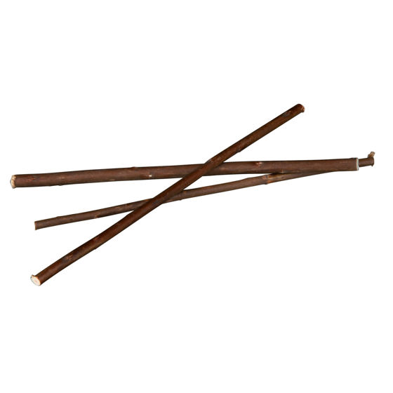 Picture of Natural willow sticks 18cm 20pcs.