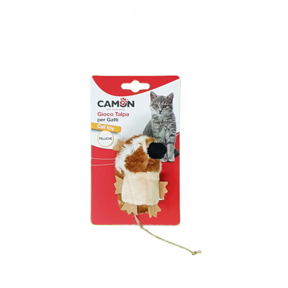 Picture of Cat toy - mole - 10cm