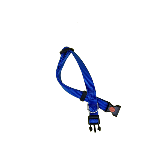 Picture of CA12/25 COLLAR BLUE