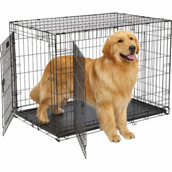 Picture of ICrate Wire Cage  2 doors 107cm (Large)